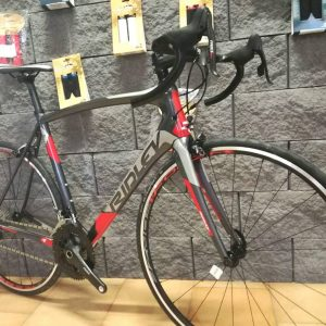 RIDLEY FENIX SL SRAM RED BLACK 2017