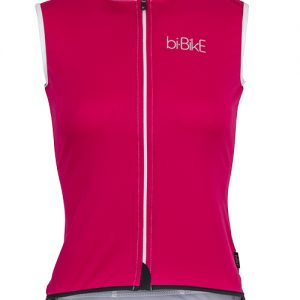 BI-BIKE TOP SMANICATO DONNA QR